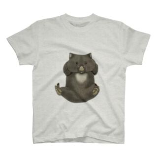 ウォンバット体重測定K T-shirts