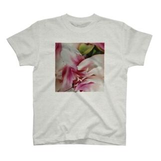 咲く役 T-shirts