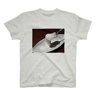 あの年末のアイスクリーム T-shirts