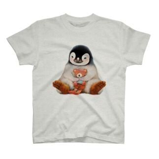 まなつ&まふゆの遊んでくれ🐧 T-shirts