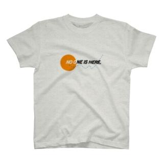 だれもいない T-shirts