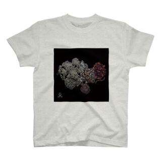天才アートKYOTO 石原寛子_1-3 T-shirts