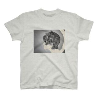 脳に油をさす T-shirts