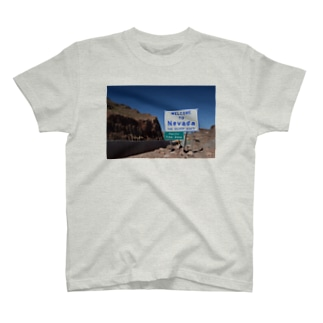 WELCOME TO NEVADA T-shirts