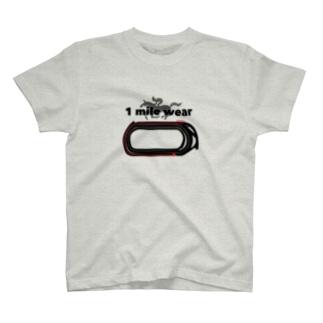 1 mile wear T-shirts