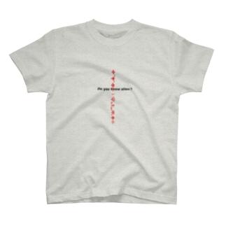 エイリアンとは? T-shirts