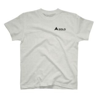 SOLOのTシャツ② T-shirts