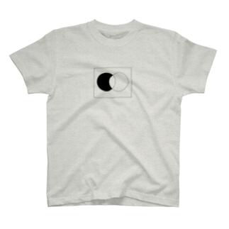 A ∩ B' T-shirts