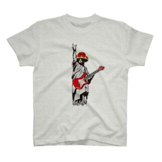 琉球ROCK(自由の女神) T-shirts