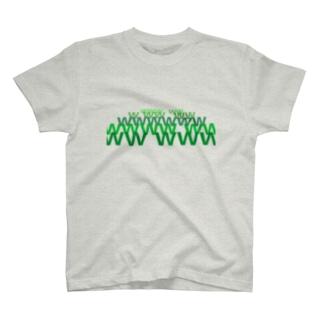 「大草原」Tシャツ T-shirts