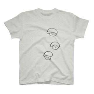 三つ子 T-shirts