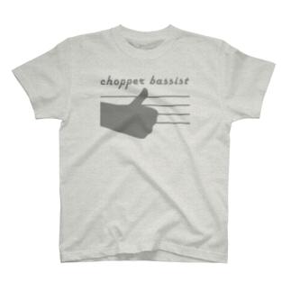 ベーシストCHOPPER4 T-Shirt