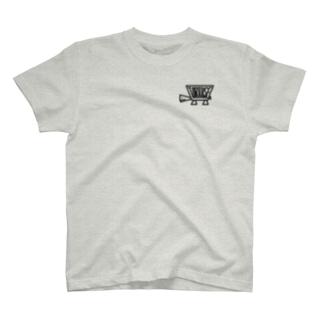 リクガメ T-shirts