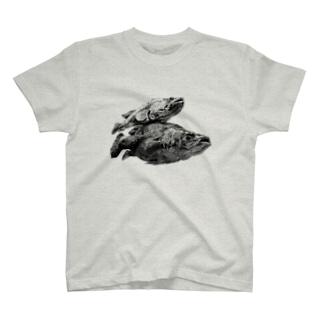 ナイルパーチ T-shirts