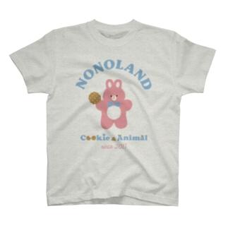 ★NONOLAND/rabbit T-shirts