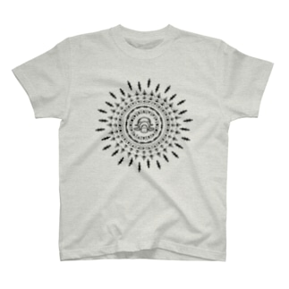 アジアンチックなカモノハシ T-shirts