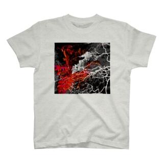 地球ノオト T-shirts