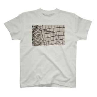 🐊クロコ Ⓜ️ikageya T-shirts