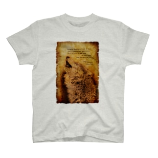 Howling Wolf 2 T-shirts