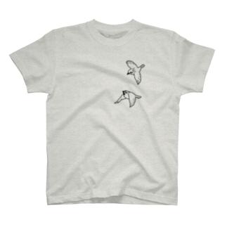 すずめすずめ2 T-shirts