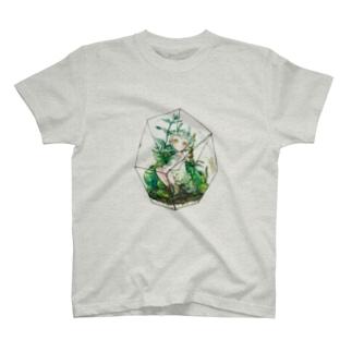 箱庭の君 T-shirts