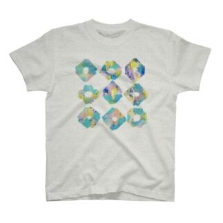 KIRIGAMI_TypeB T-shirts