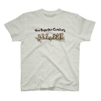 クラリネッツ2 T-shirts