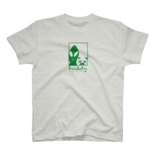 Buddy T  T-shirts