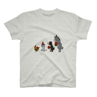 ブレーメンのいちご出荷🍓 T-shirts