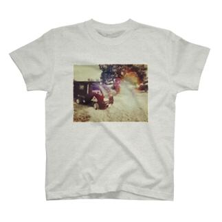 移動販売車レトロ! T-shirts