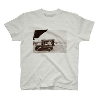 移動販売車! T-shirts