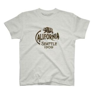 Alaska Yukon Pacific Exposition_BRW T-shirts