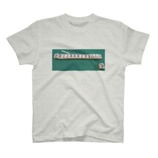 役満 四暗刻 T-Shirt