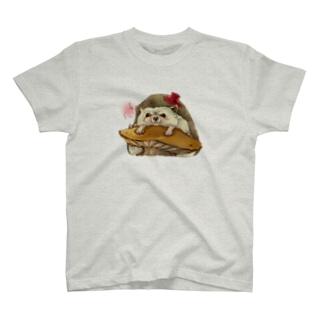 トロ箱戦隊本部のナミハリネズミ T-shirts