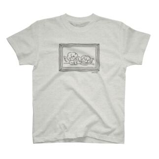 天使の絵画 T-Shirt