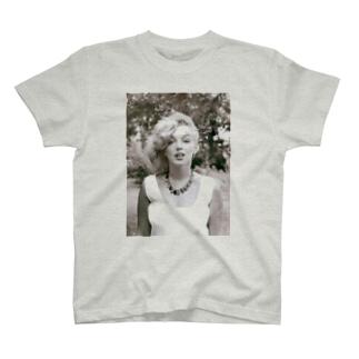 マリリン・モンロー T-shirts