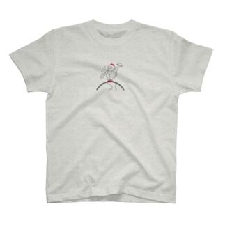 スーパーモデルゴリちゃん。 T-shirts