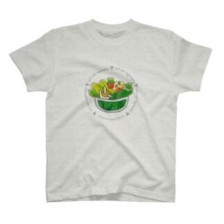 やさいをたべよう T-shirts