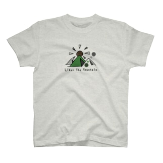 Likes The Mountain Classic T-shirts