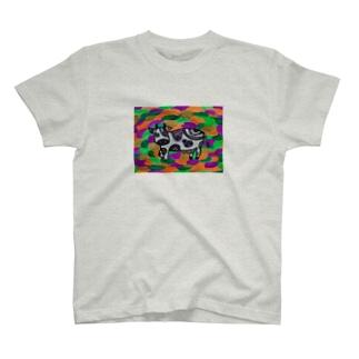うっしっしー T-shirts