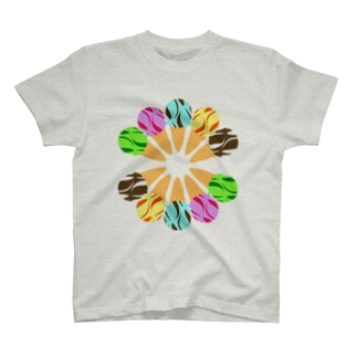アイス T-shirts