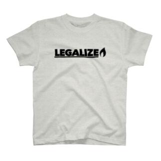 LEGALIZE T-shirts