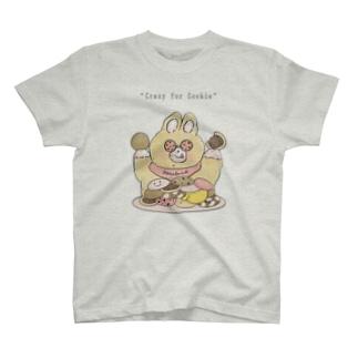 crazy/rabbit T-shirts