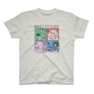 meet/ALL T-Shirt