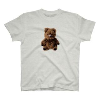おそろしいクマ T-Shirt