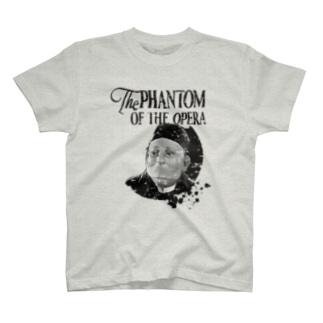 オペラ座の怪人 T-shirts