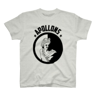 2rinso-nirinsoのapollons T-shirts