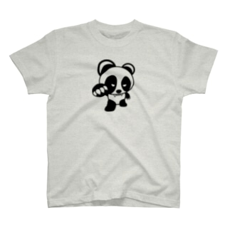 BASEfor PANDA アルファ T-shirts