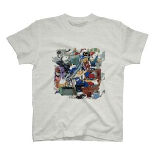 ヨシサコツバサの202020202020 T-shirts