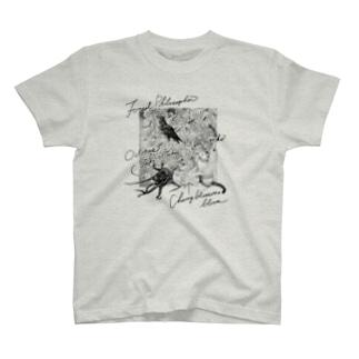 合格祈願盛り T-shirts